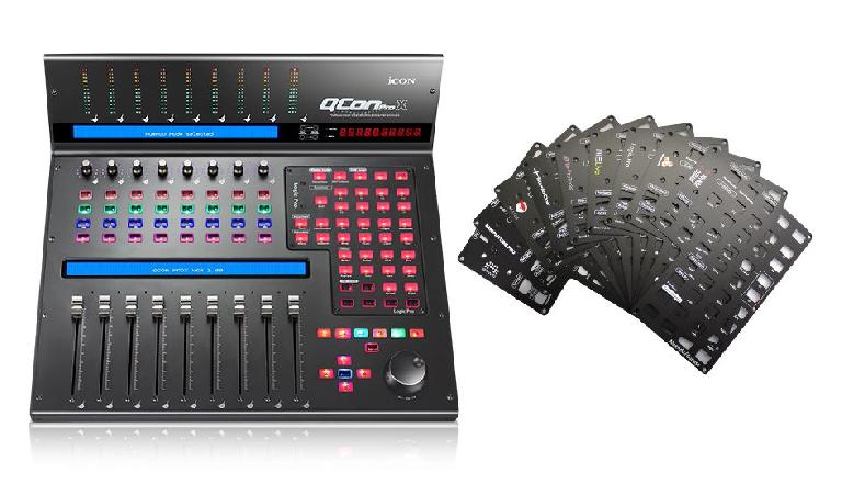 Icon Pro Audio QCon Pro X Control Surface with templates