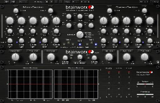 The feature rich bx_digital V2 from Brainworx.