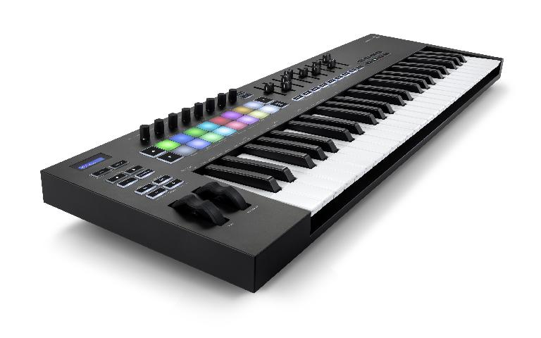 Novation Launchkey 49 angle shot