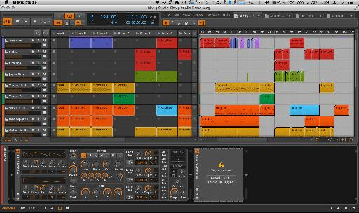 That's right! Bitwig continues to run when a plug-in crashes'¦