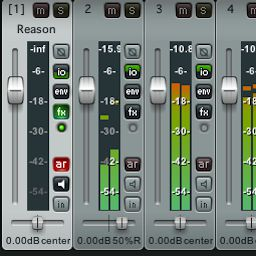 Setting Up Rewire Mode In Reaper With Reason Or Ableton Ask Audio