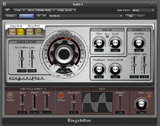 The Ringshifter can take your modulation effects to the next level.