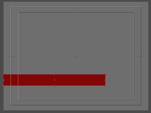 align to left side of frame