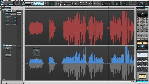The latest version of SONAR includes new VocalSync improvements.