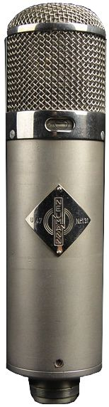 Fig 1 Neumann U47—the holy grail of vocal mics