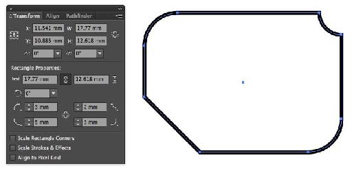 Rounded rectangles and more '