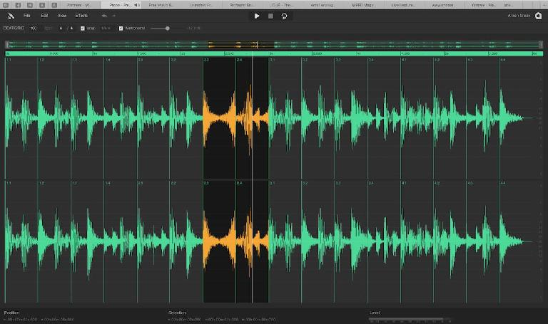 It's hard to believe Audiotools Probe is running in your browser.
