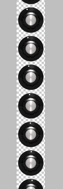Reaktor runs all the layers when you turn the dial