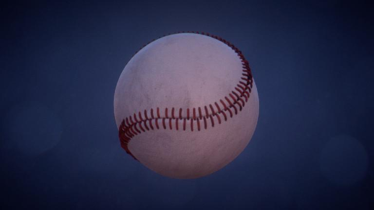 Just a simple built-in baseball on the default background