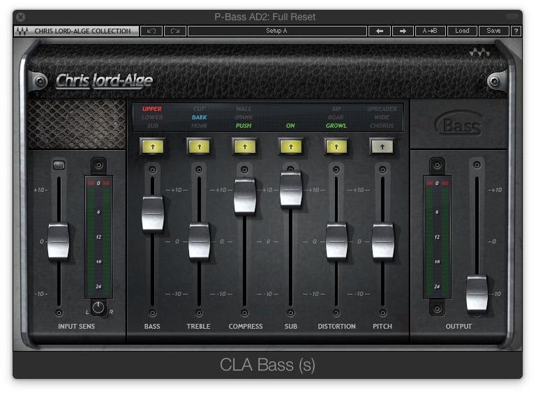 CLA Bass