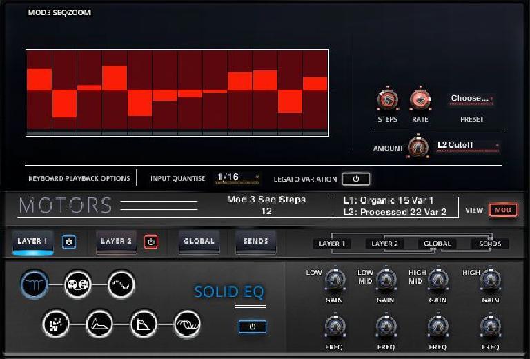 Umlaut Audio Sequencer