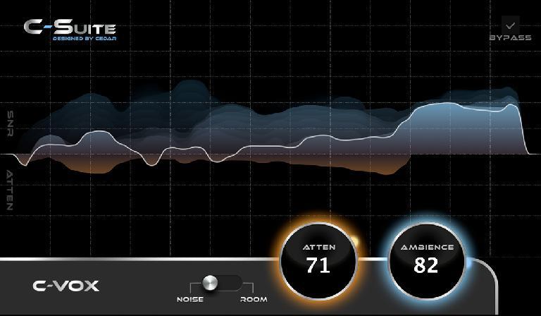 C-Vox- Noise Reduction