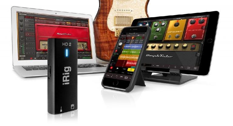 iRig HD 2 iPhone 7 ready