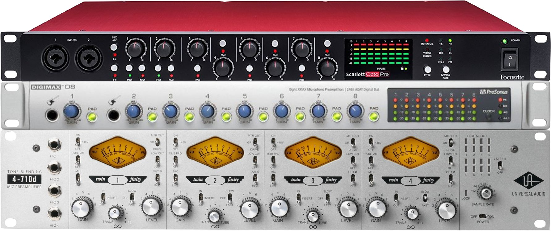 Audio Hardware:
