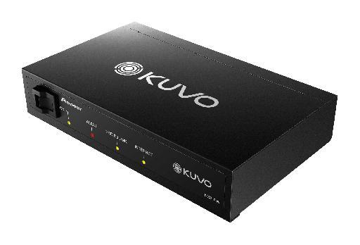 KUVO box
