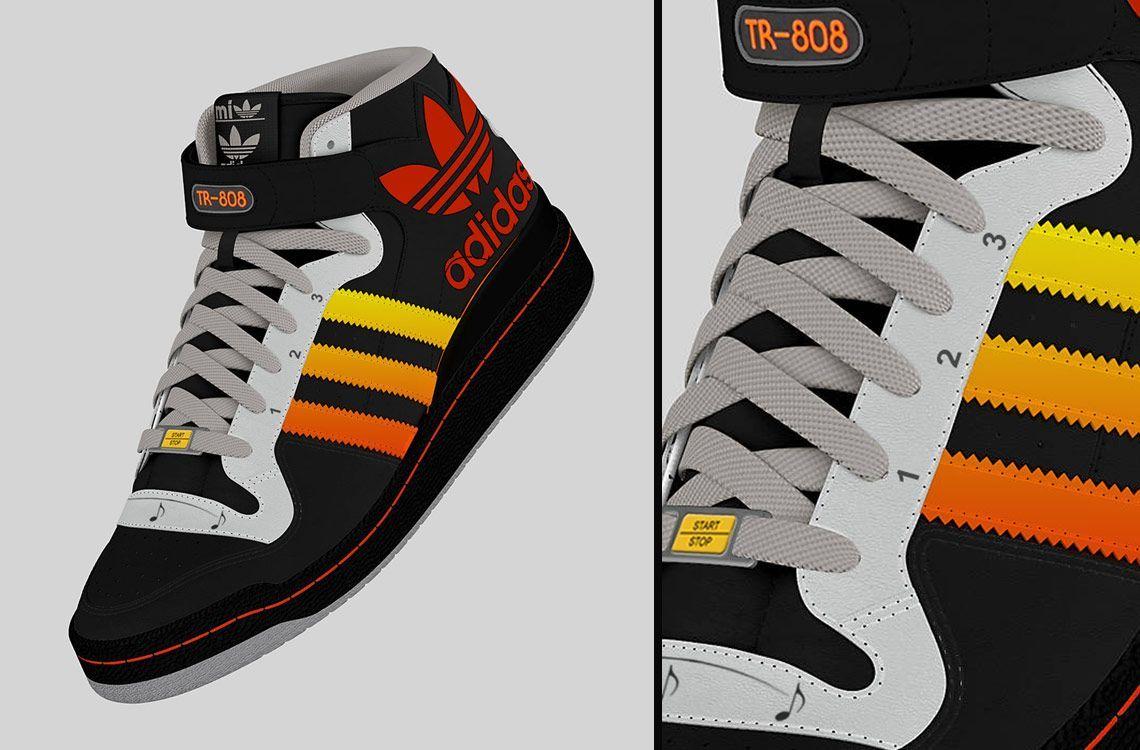 adidas 808 trainers