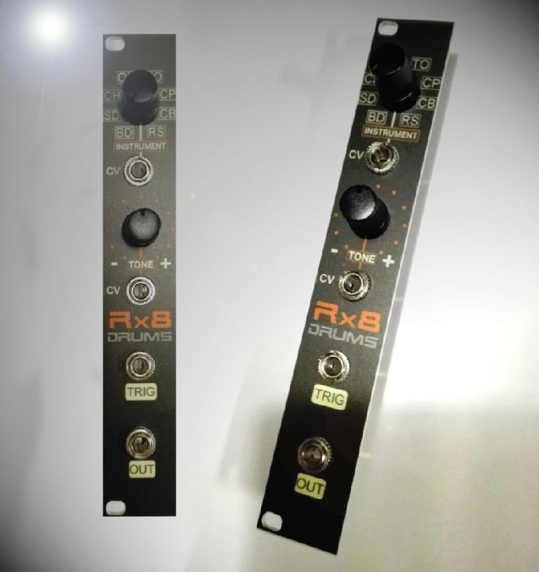 DSP Synthesizers Rx8.