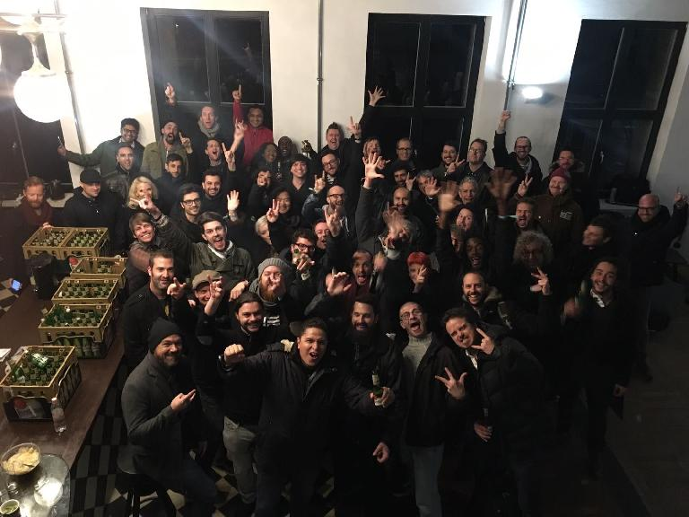 ACT Gathering - Ableton Certified Trainers from around the world unite