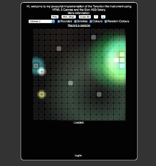Tenorion HTML5