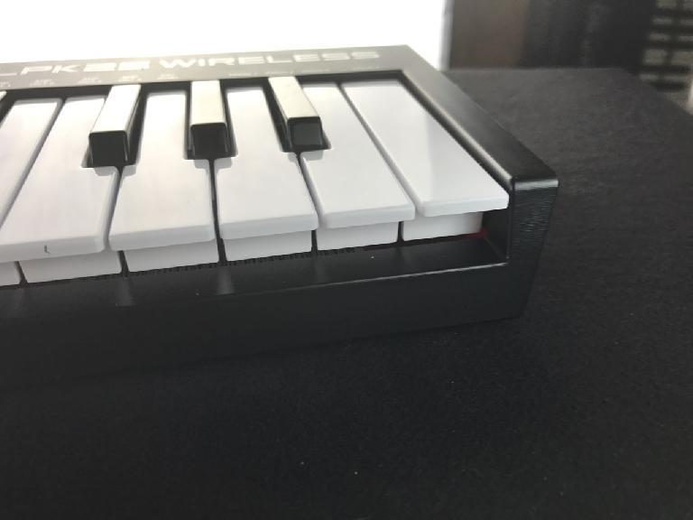 LPK25 keys