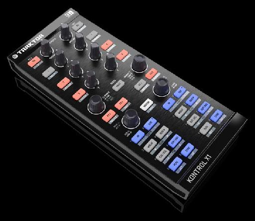 Kontrol X1 by Native-Instruments.