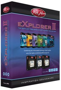 A bundle of joy: Rob Papen eXplorer II.