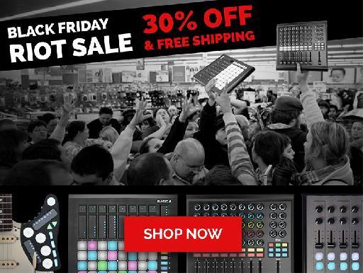 Livid Instruments RIOT sale