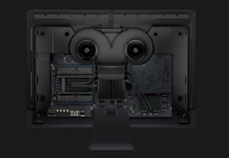 The iMac Pro - seriously powerful