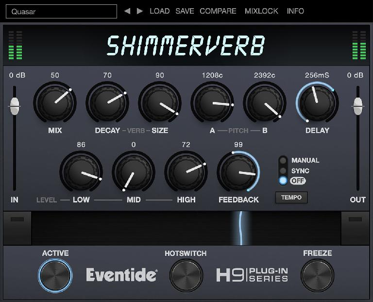 ShimmerVerb for Mac and PC.