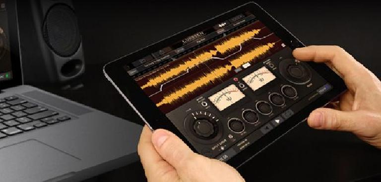 Lurssen Mastering Console For iPad: the mobile solution for pro mastering