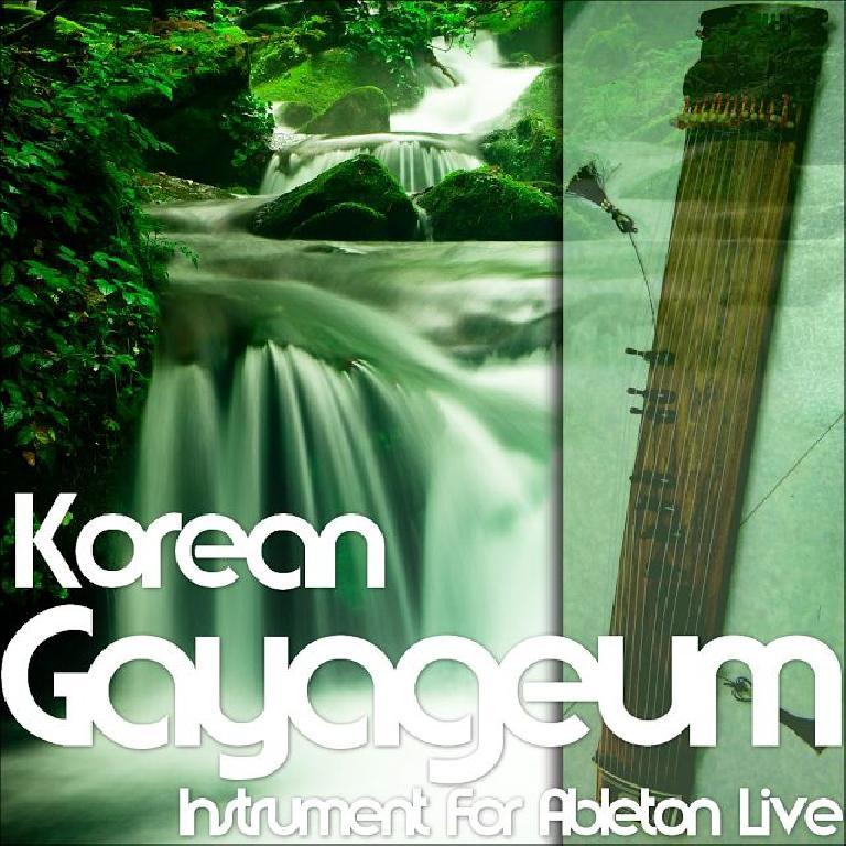 Korean Gayageum For Ableton Live