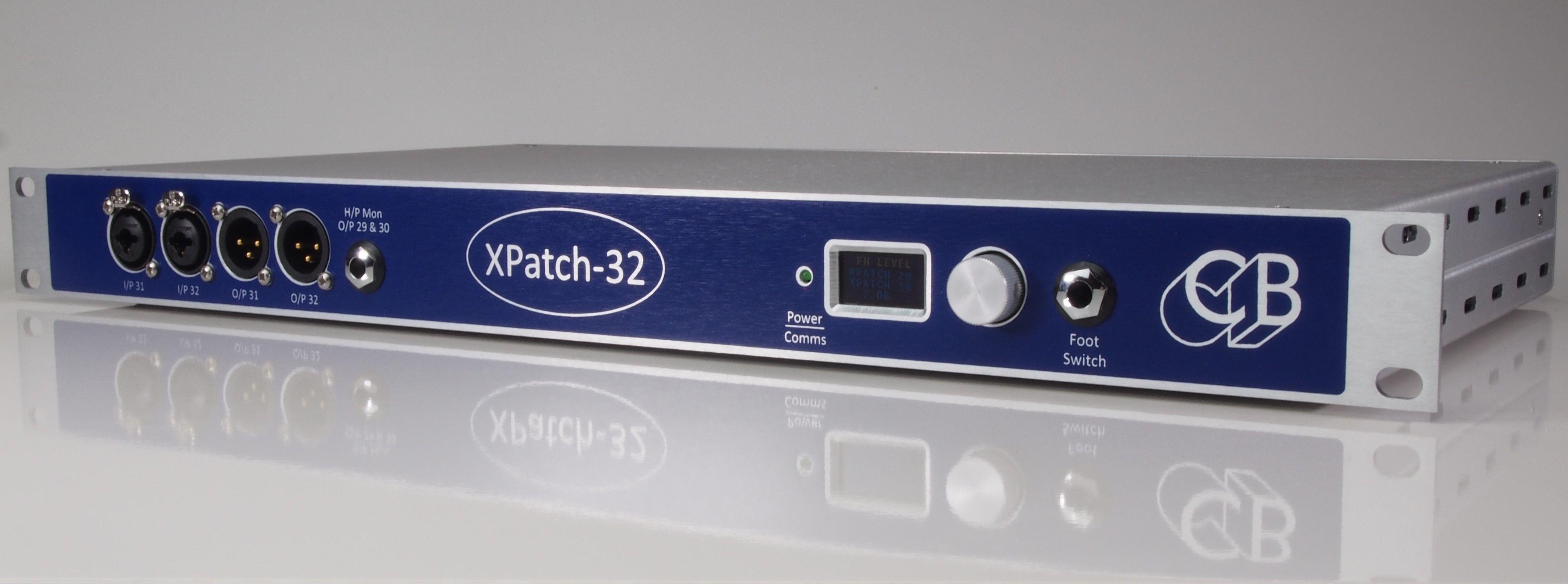 XPatch-32 angle