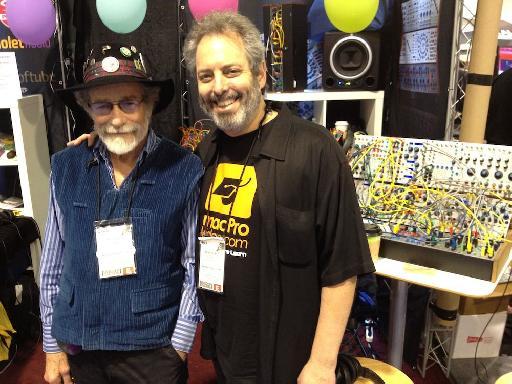 Don Buchla & Steve H