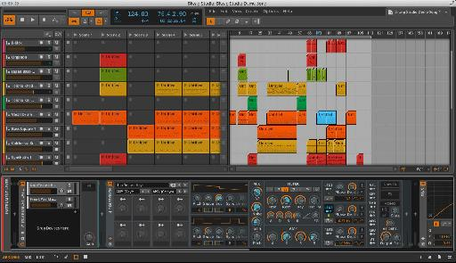 Some modulation mappings being set.