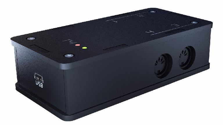 Gibbon Digital T4 MIDI Interface