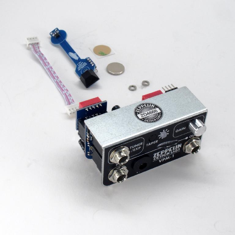 VPM-1 upgrades