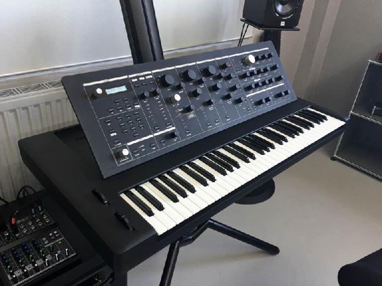 Axel Hartmann 20 synth