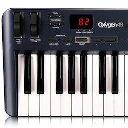 Review M Audio Oxygen 49 Ask Audio