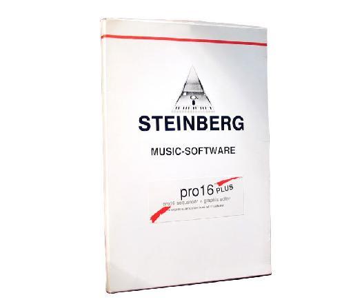 Steinberg Pro 16.