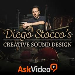 Sound Design 101: Diego Stocco's Creative Sound Design