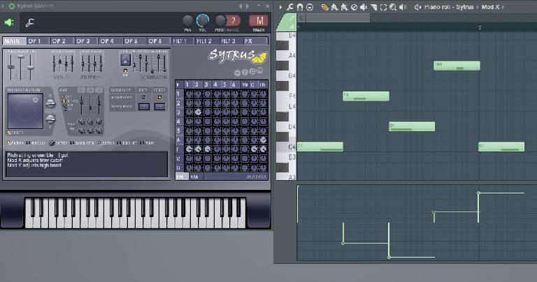 Sytrus Mod Edit