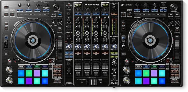 The new Pioneer DJ DDJ-RZ