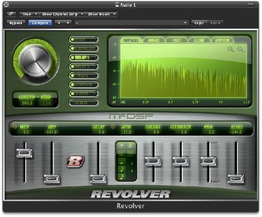 Revolver's delays.
