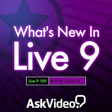 Live 9 100 - What's New In Live 9