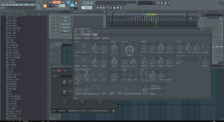 minilogueEdit runs as a VST and standalone on Mac and PC.