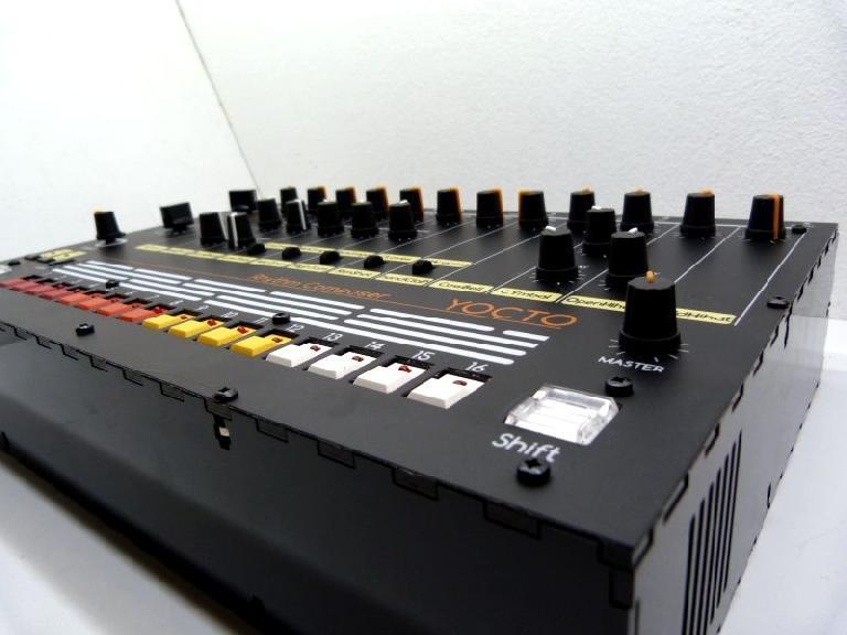 Yocto TR-808 Drum Machine clone.