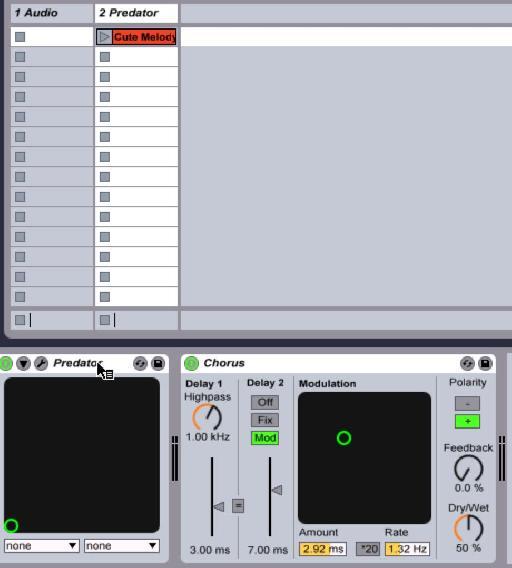 MIDI Clip Preview, 5