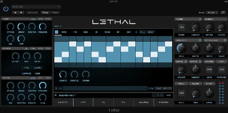 Lethal Audio Synth 3