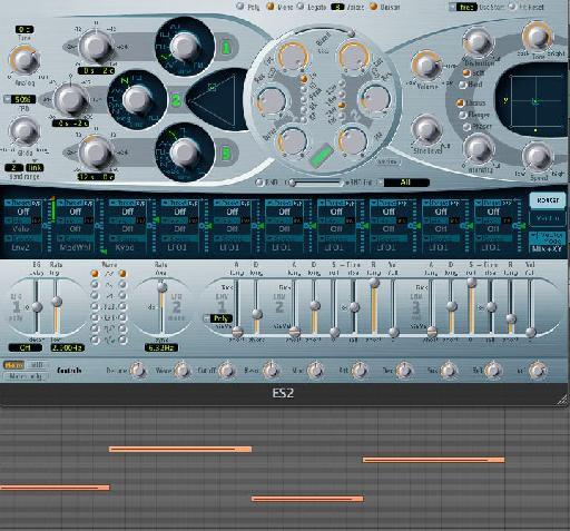ES2 Synth - Big Trance Now