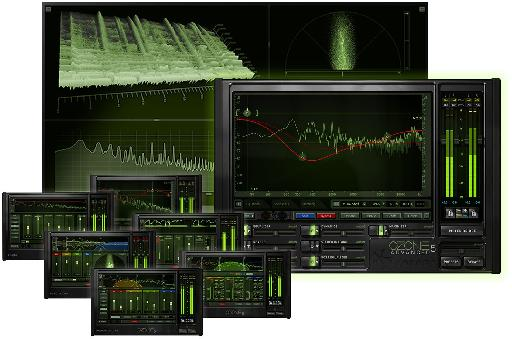 The all-in-one mastering suite that is Ozone.